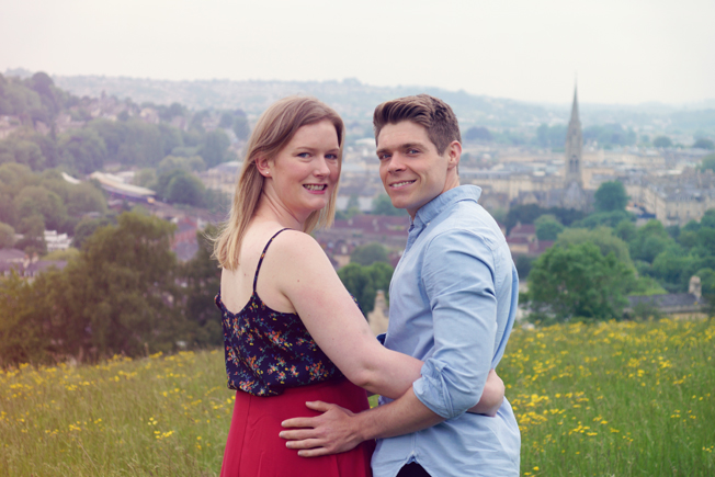 Bristol engagement Photography