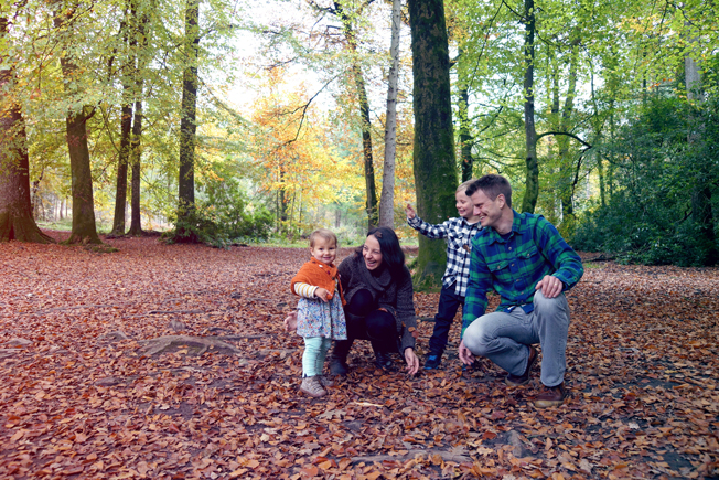 Wiltshire family photoshoot